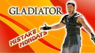 Gladiator (2000) Movie Mistakes