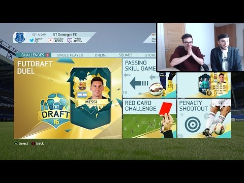 THE ULTIMATE FIFA PLAYER!!! YouTuber Vs YouTuber Challenges!