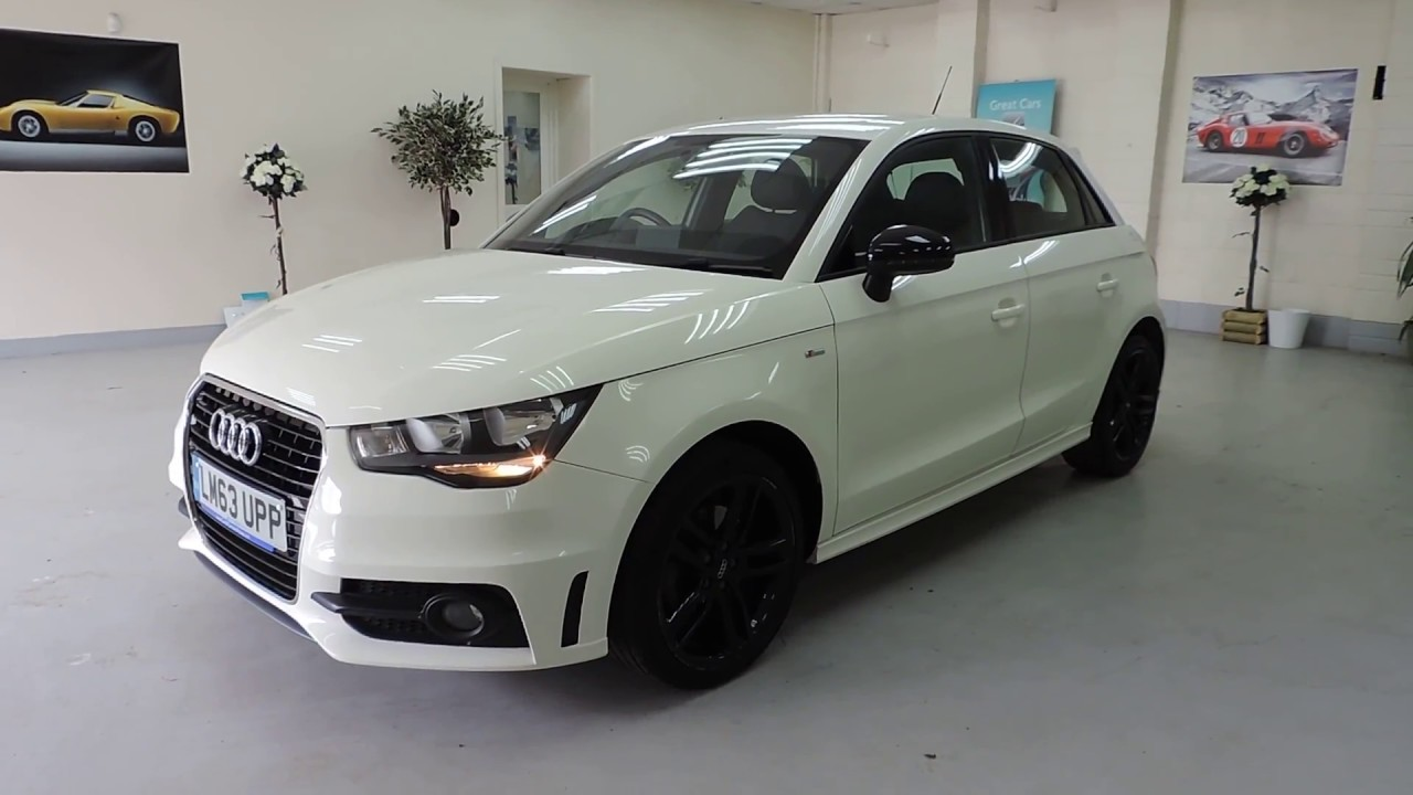 2013 Audi A1 TDI Diesel S Line 5 Door In White For Sale In Cardiff : a1 door - pezcame.com