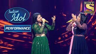Arunita और Sayali का Wonderful Duet कर गया सबको Numb   Indian Idol Season 12