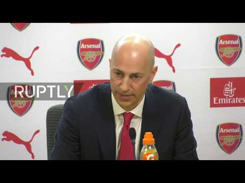 Live: Arsenal name former PSG boss as successor to Arsene Wenger