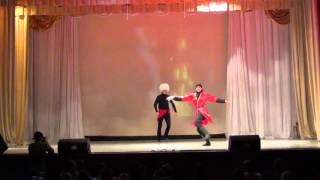 Лезгинка в Челябинске. Школа танцев Study-on, Челябинск, 2015 Скачать в HD Скачать в HD