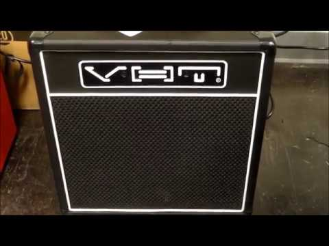 A Look at the VHT Special 6 Tube Amplifier