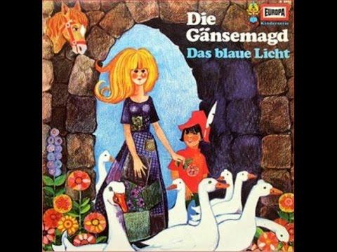 Die Gänsemagd - Hörspiel - Märchen - EUROPA
