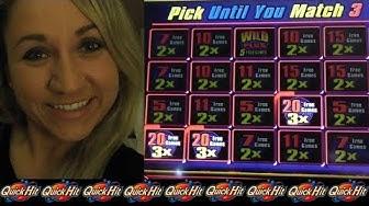 FREE SLOT PLAY Harrah's Casino Atlantic City QUICK HITS!