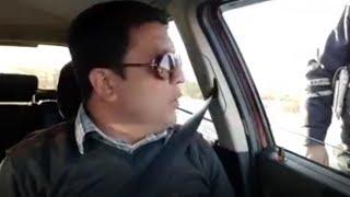 YOL POLİSİNƏ HÜQUQ DƏRSİ KEÇƏN SÜRÜCÜ - MAKSİMUM BƏYƏN