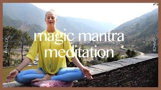 Kundalini Yoga: Magic Mantra Meditation, Law of Attraction, Bhutan | KIMILLA