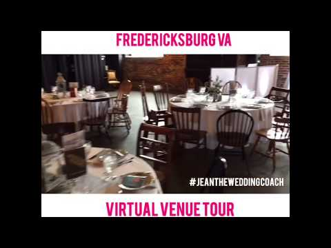 Virtual Venue Tour at Inn At Old Silk Mill Fredericksburg VA