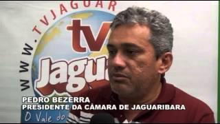 Pedro Bezerra trabalha união na câmara em defesa da Jaguaribara