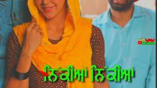 Kala Suit Ammy virk whatsapp status || black and white status