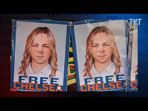 Chelsea Manning Freed: The Fight For Transgender Prisoners Continues