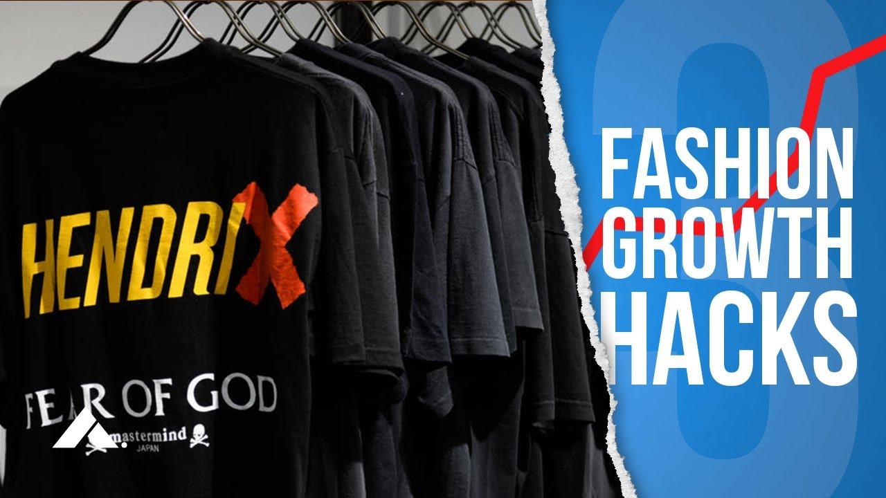 3 SIMPLE Fashion Brand Growth Hacks ANYONE Can Do