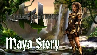 Killer Instinct Maya Story Mode