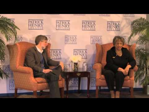 Patrick Henry College Newsmakers Interview   Kay Coles James