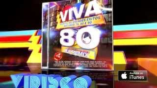 VIVA 80 - (RE)VIVA OS GRANDES ÊXITOS DOS ANOS 70,80 E 90 // SELEÇAO DE RUI REMIX