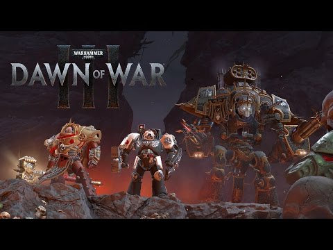 Dawn of War III Open Beta - Impressions, Elites, Army Painter