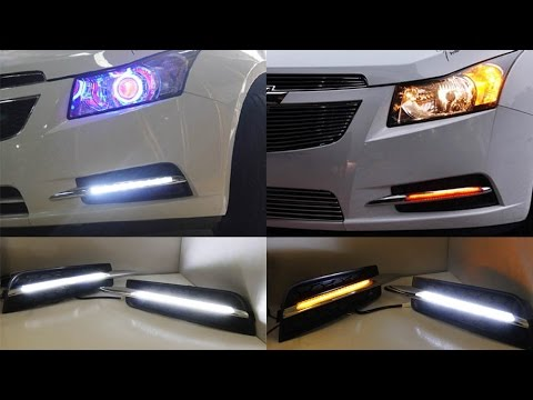 2011 2014 Chevrolet Cruze Switchback Led Daytime Running