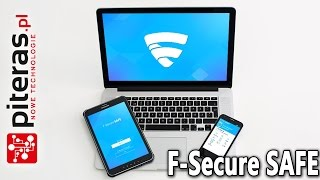 F-Secure SAFE - Prezentacja programu antywirusowego