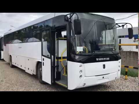 Автобус НЕФАЗ 5299-17-52 межгород  евро 5