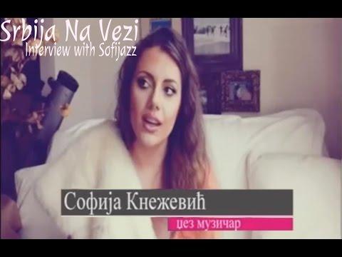 Srbija Na Vezi ( TV Show) RTS - Interview with Sofijazz
