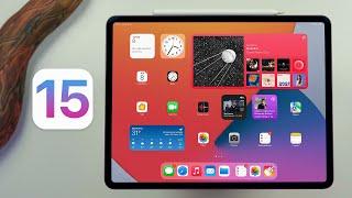 iPadOS 15 (Beta)  40+ Cosas Nuevas