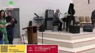 Culto de Adoração - 18/04/2021 - Igreja Presbiteriana do Calhau