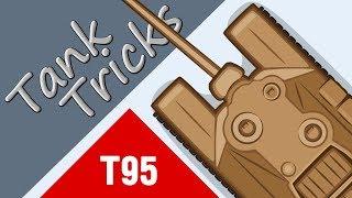 TankTricks #25: Охота на тяжей [Мультик World of Tanks]
