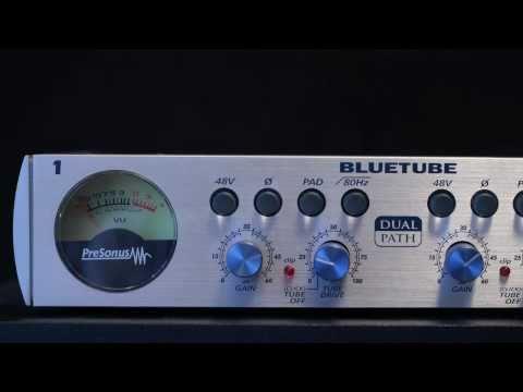PreSonus BlueTube Dual-Path PreAmplifier Review