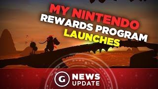 Nintendo's New Rewards Program Launches in Japan - GS News Update