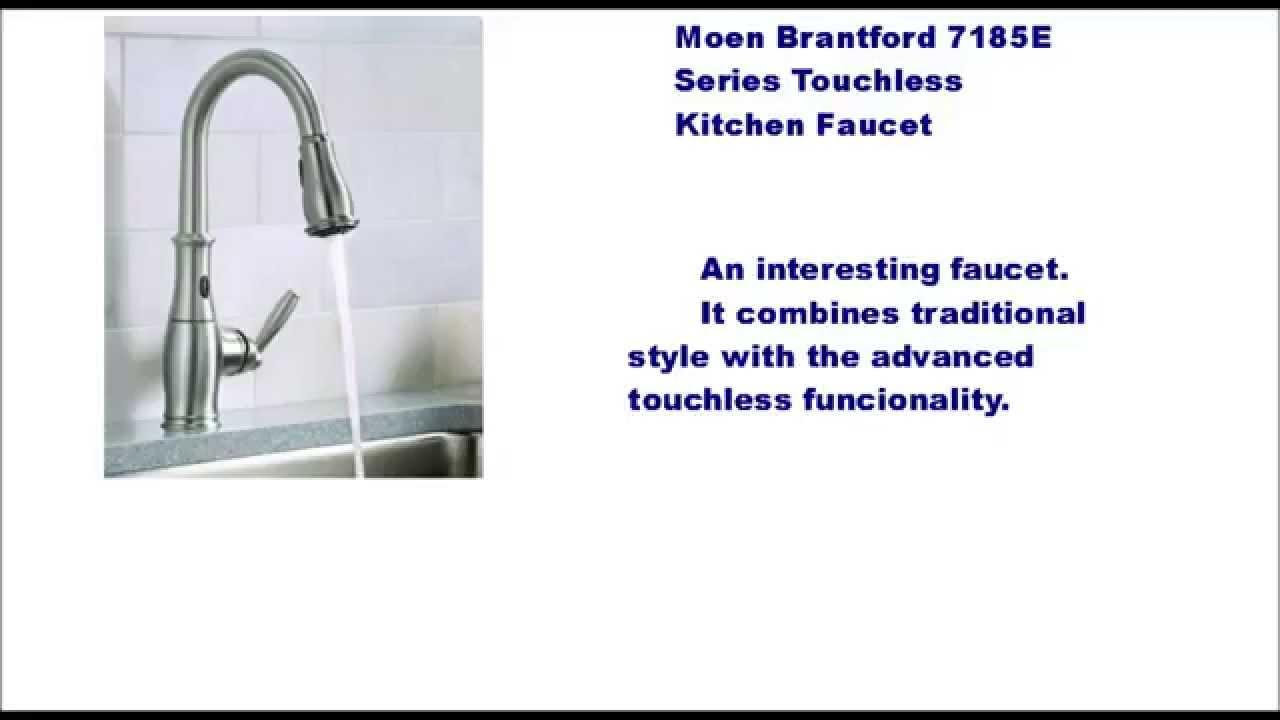 Moen Kitchen Faucet Problems Moen Brantford 7185e Motionsense Kitchen Faucet Pluses And