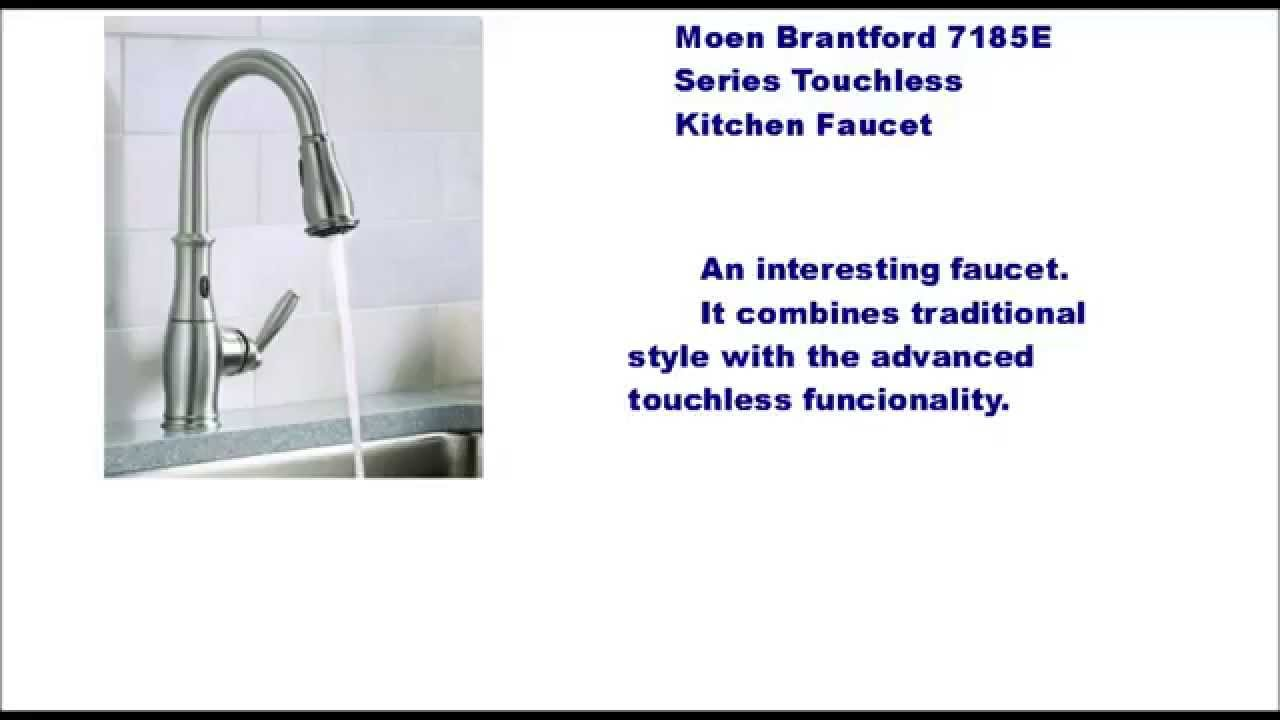 Moen Brantford 7185E Motionsense Kitchen Faucet Pluses And Problems ...