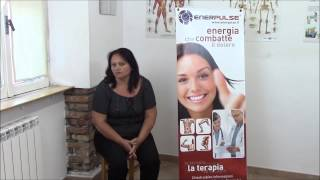 Papimi per terapia Enerpulse, risoluzione tendinite spalla