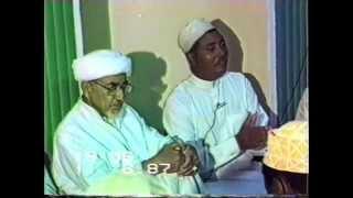 Ustadh Muhammad Al Beidh, Darasa Masjid Hidaya, Mombasa 1987