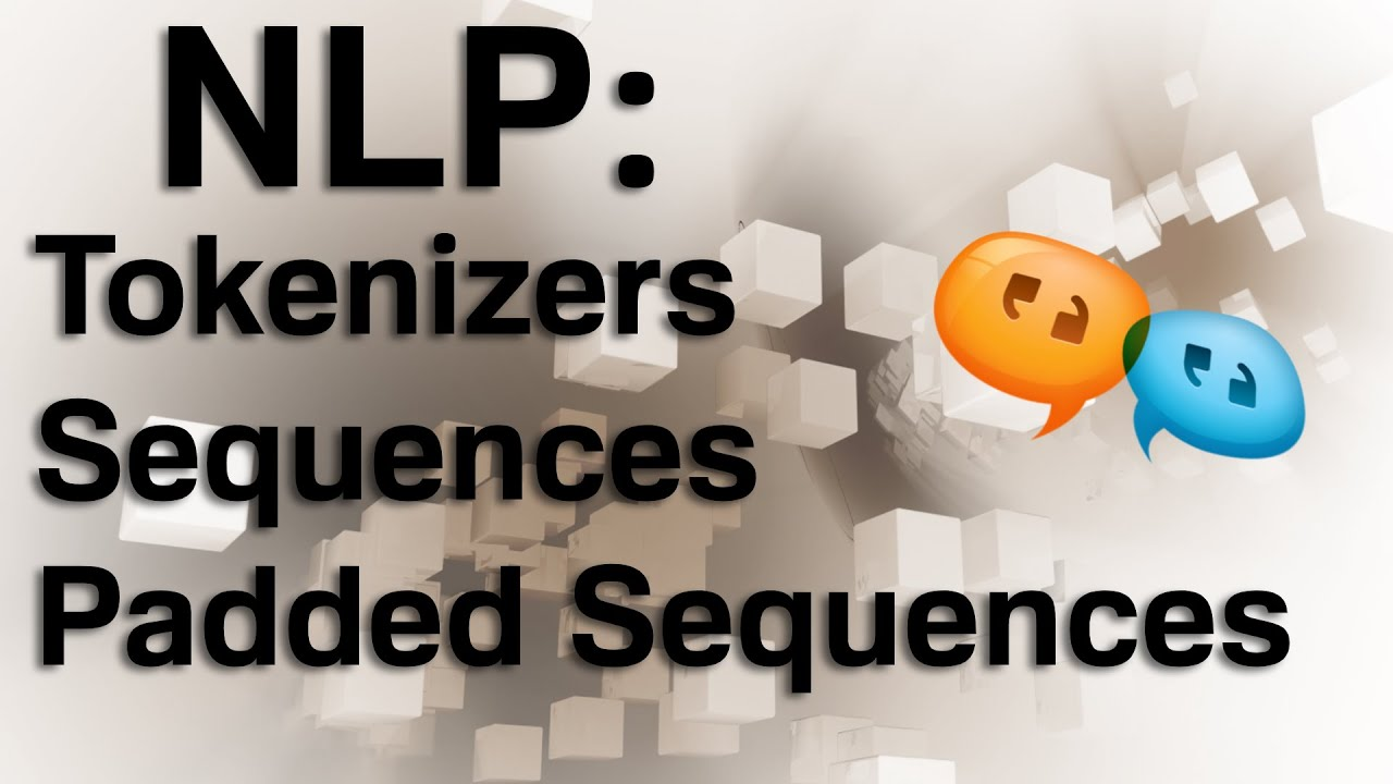 NLP with Tensorflow and Keras. Tokenizer, Sequences and Padding
