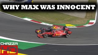 2019 Austrian GP Incident Analysis - Why Max Verstappen Did Not Deserve A Penalty