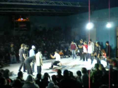 DB-Rockers Vs Break the Funk @ HHC Revolution