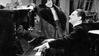 Polish tango 1937: Umówiłem się z nią na 9tą - Marian Demar & Ork. Iwo Wesby