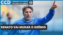 Renato vai mudar o Grêmio no retorno do Futebol. Saiba como ficará o time.