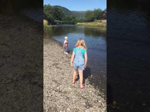 Llanrwst River