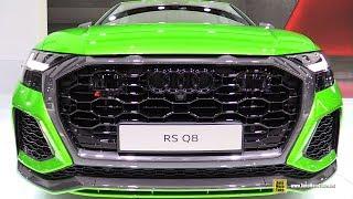 2020 Audi RS Q8 - Exterior Interior Walkaround - Debut at 2019 LA Auto Show