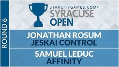 SCGNY - Round 6 - Jonathan Rosum vs Samuel Leduc [Modern]