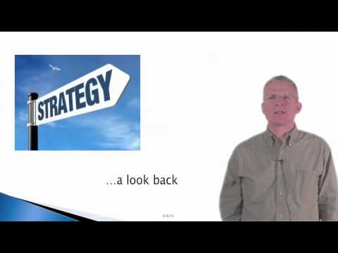 Leadership and Strategy, lecture 2