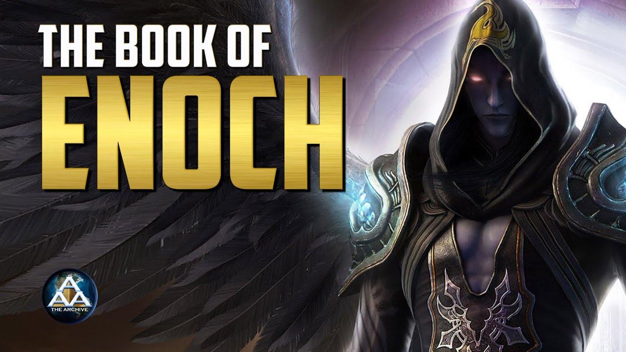 book of enoch pdf english