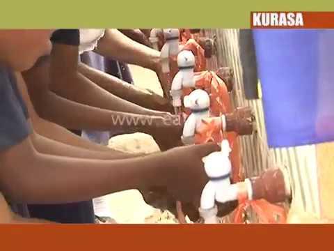 KURASA - Balozi wa Kuwait nchini Tanzania akabidhi kisima cha maji shule ya Msingi Tumaini