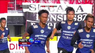 Download Video Laga Perdana Bali Island Cup 2016 - NET24 MP3 3GP MP4