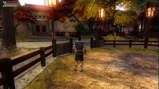 Jade Empire Gameplay (PC/HD)