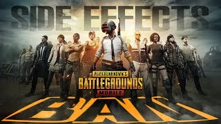 PUBG Mobile Side Effect & Ban In.......|| Technical Vilson