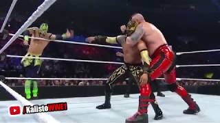 WWE The Lucha Dragons Vs. The Ascension - Main Event March  2020 Full Match Hd