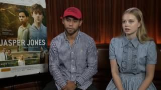 Aaron McGrath & Angourie Rice talk Jasper Jones' big screen adaptation