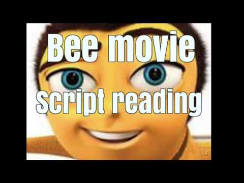 Bee Movie Script Reading